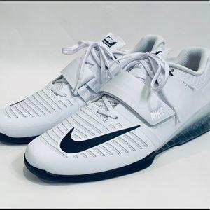 Nike Men's Romaleos 3 White Size: 13